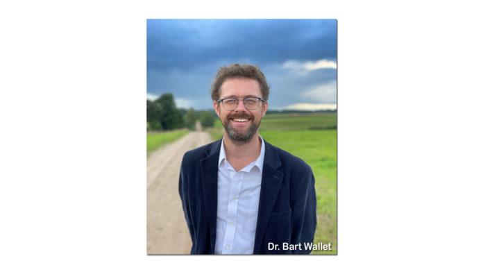 Dr. Bart Wallet