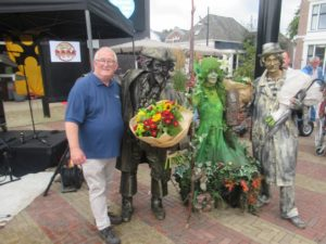 Living Statues and Art Festival