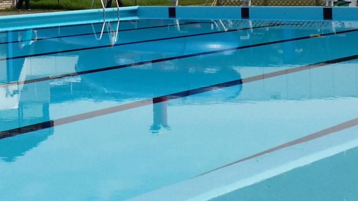 stockfoto: zwembad